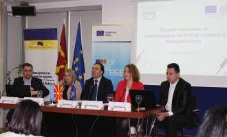 Подготвен нов пакет предлози и мерки за унапредување на бизнис климата и конкуретноста на домашните компании