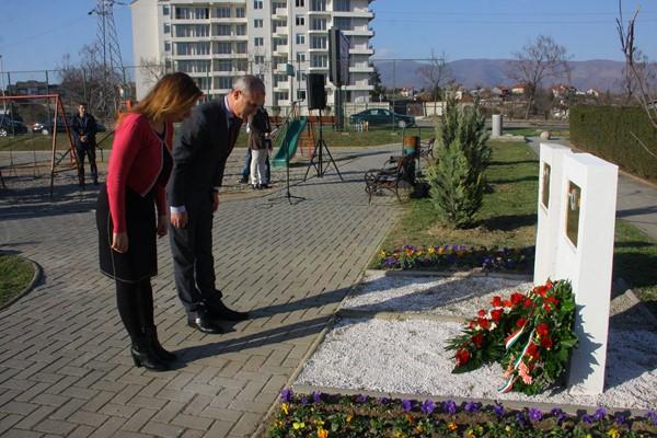 Промовиран Парк на македонско-унгарско пријателство