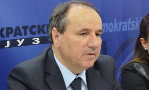ДС: Демократските сили мора да ги поразат најавите за спречување на изборот на претседател на Парламентот