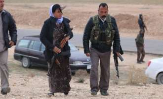 Во ирачки Синџар избувнаа судири меѓу курдските групи