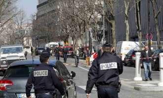 Писмото што експлодираше во европскиот отсек на ММФ испратено од Грција