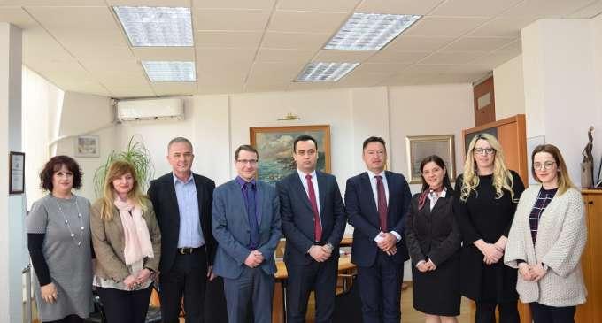Македонска пошта и Словенска пошта ја продлабочуваат соработката