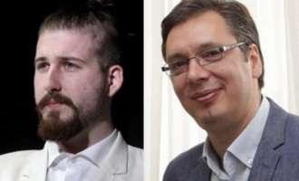 Анкета на Ipsos за претседателските избори во Србија: Вучиќ прв, шегобиецот Бели втор
