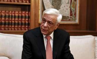 Павлопулос: Нема членство во ЕУ за Македонија се додека се однесува иредентистички