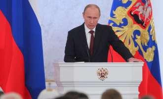 """""""Aарец"""": Путин е новиот шеф на Блискиот Исток"""