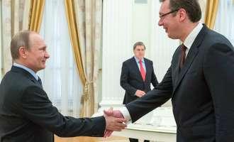 Вучиќ очекува од Путин наскоро да го потпише указот за наоружување на Србија