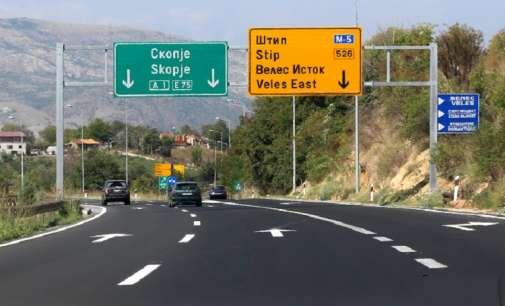 Сообраќајот на автопатот Скопје-Велес е нормализиран