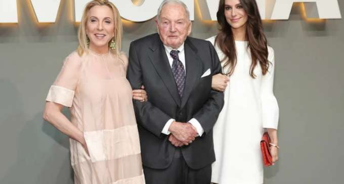 Почина Дејвид Рокфелер, милијардер и филантроп