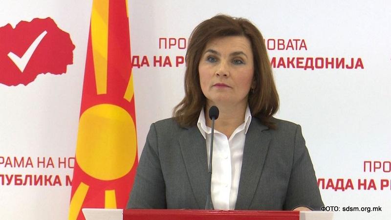 Шахпаска  Конститутивната седница да продолжи во вторник и да се овозможи формирањето нова Влада