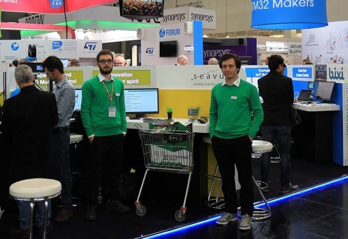 Seavus на Embedded World 2017, најголемиот настан за вградени технологии во Европа