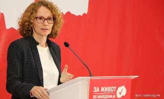 СДСМ: Иванов да го даде мандатот, а Груевски да се повлече од насилствата и молбите да остане на власт