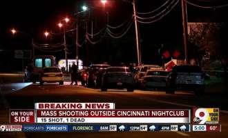 (ВИДЕО) Во Синсинати убиено е едно лице, а 15 се повредени