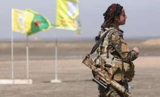Сириските бунтовници ја презедоа контролата на воена база заземена од ИСИС