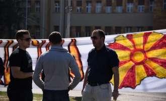 Музички хепенинг наместо протестна поворка во Скопје  – За заедничка Македонија