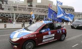 Шкотскиот парламент го поддржа новиот референдум за независност