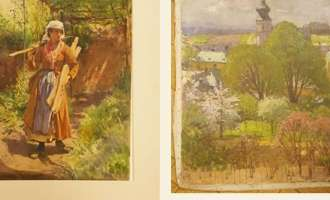 Европол пронајде 67 слики во стан во Виена, украдени во 2014 година