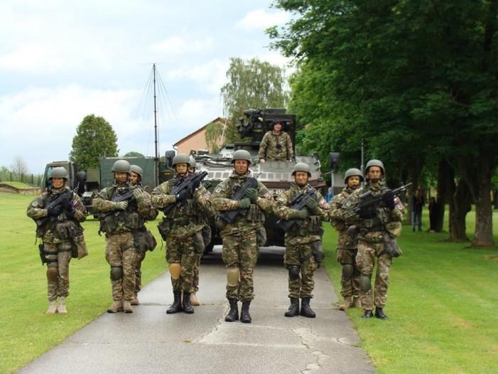 Delo: Словенечката армија е во лоша состојба