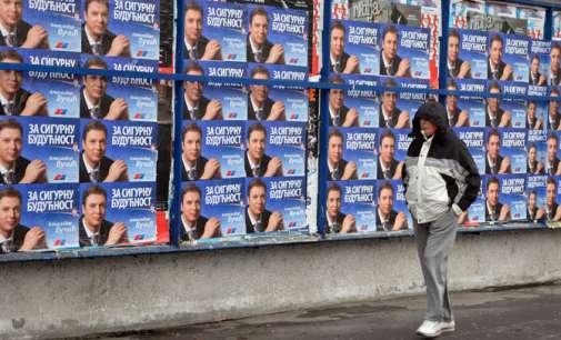 Вучиќ: Активист на СНС загина лепејќи плакати