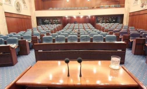 Собранието напладне ќе ја продолжи конститутивната седница