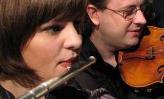 Концерт на Дуо Скупи во македонскиот КИЦ во Софија