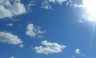 Сончево со умерена облачност, од понеделник влажен бран