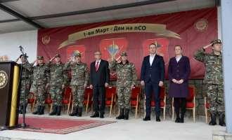 Јолевски за Денот на Полкот за специјални операции: 23 години постоење, развој и лидерство во Армијата