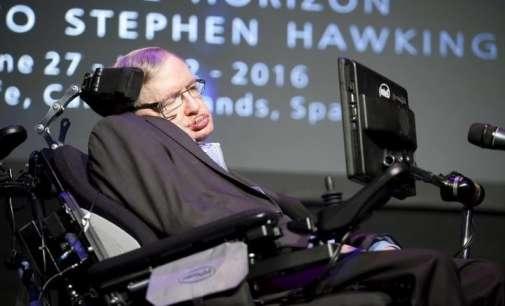 Стивен Хокинг ќе патува во вселената