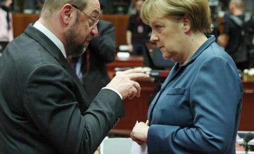Известија: Eфектот Шулц или Ангела Меркел по четврти пат