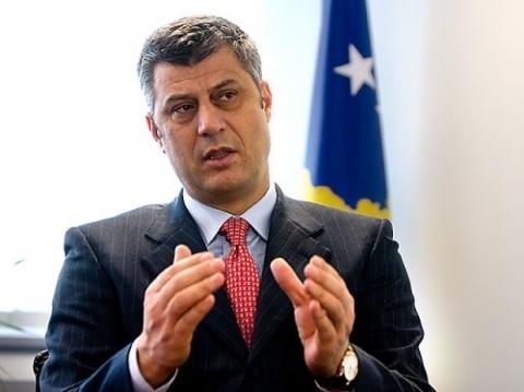 Тачи тврди дека Белград под притисок ќе дозволи формирање на војска на Косово