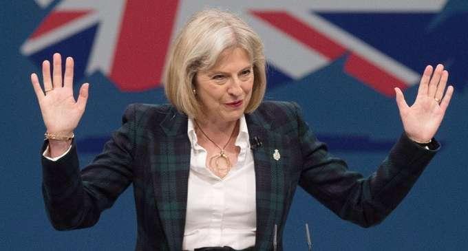 Британската премиерка Меј ќе го активира Brexit на 29-ти март