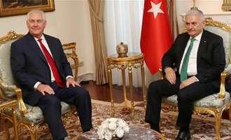 Чавушоглу-Тилерсон: Турција очекува конкретни потези во врска со предавањето на Ѓулен