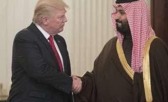 Трамп разговараше со саудискиот принц Мухамед