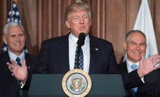 Трамп потпиша указ со кој ги укинува мерките на Обама за климата
