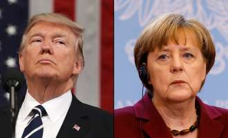 Средбата меѓу Доналд Трамп и Ангела Меркел откажана заради невреме