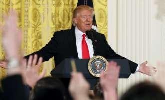 Новинарите избираат кому Трамп ќе му ја донира платата
