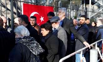 Околу 38.000 турски гастербајтери гласале на првиот ден од гласањето за референдумот