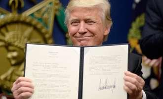 Трамп од новиот указа за мигрантите ќе ги исклучи Ирачаните