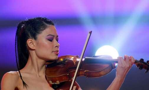 Ванеса Меј за првпат во Македонија