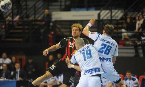 Вардар против Загреб во полуфиналето во СЕХА