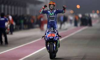 Вињалес победи во Катар