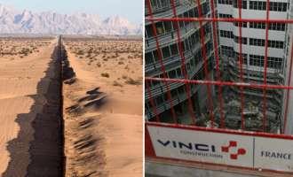 Француски градежен гигант не сака да има ништо со ѕидот на Трамп