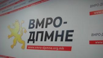 ВМРО-ДПМНЕ: Излезот од кризата е во тоа Заев да ја отфрли Тиранската платформа