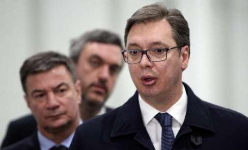 Александар Вучиќ и натаму има најголем рејтинг меѓу српските гласачи