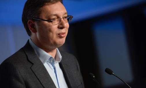 Вучиќ: Формирањето на косовска војска ќе значи и прекршување на меѓународното право