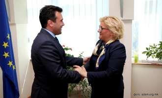 Заев на средбата со Бабиќ: Ќе избереме нов собраниски претседател, ќе има и нова Влада