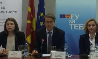 Жбогар: Добро функционирачка јавна администрација е предуслов за транспарентно и ефективно владеење