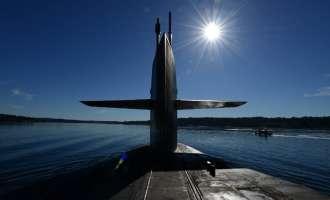 Американска подморница стигна на пристаништето на Јужна Кореја