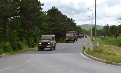 Петмина припадници на АРМ повредени во сообраќајна несреќа