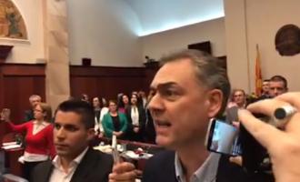 (ВИДЕО) Парламентарното мнозинство го избра Талат Џафери за нов собраниски спикер,