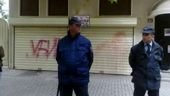 МВР демантира дека има приведени од денешните протести за кучето